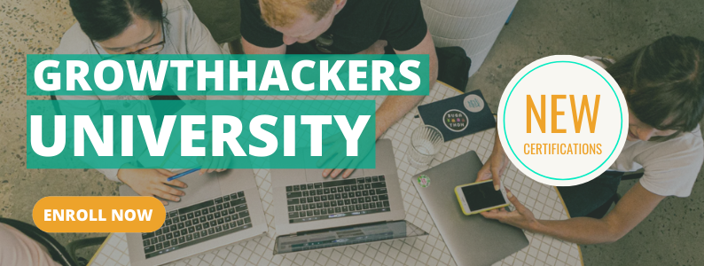 Growth hackers university